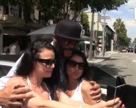 Video: Tyler Perry Passes Himself As Drake To A French Fan