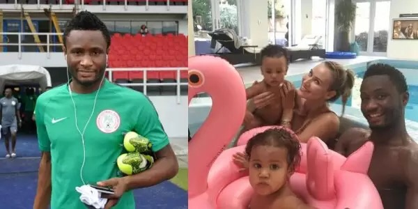 """My Wife's family will kill me if Nigeria does to qualify for world cup "" – Mikel Obi"