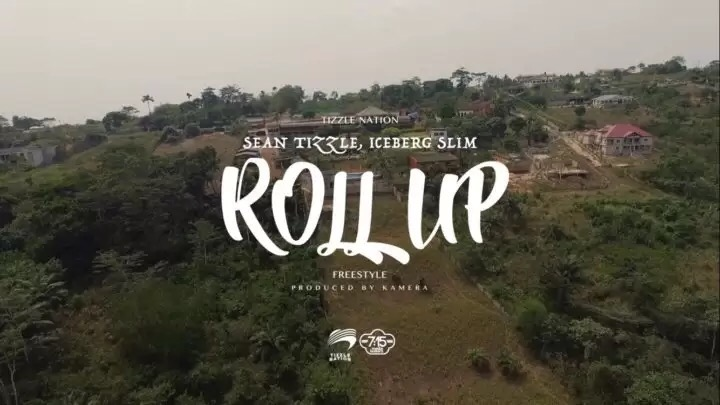 Video: Sean Tizzle – Roll Up  Ft. Iceberg Slim