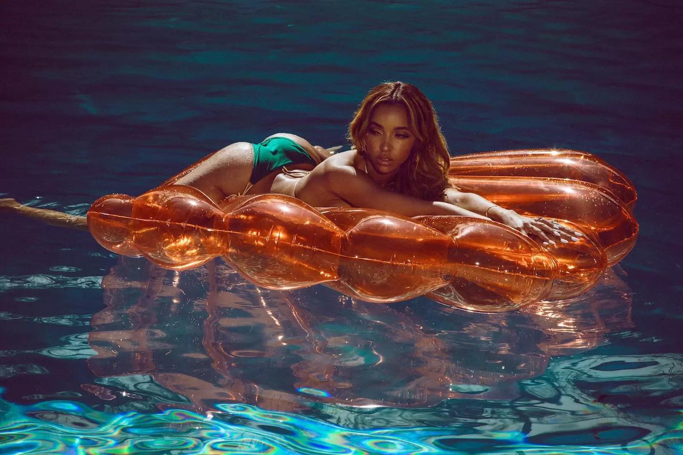 Tinashe Covers 'Galore' Magazine's Summer 17 Issue
