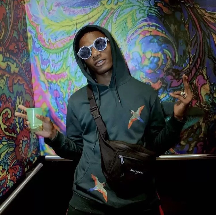 Wizkid Hooks Up With Producer Shizzi For A New Song (Snippet)