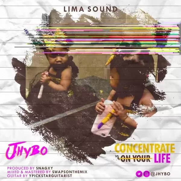 Download JHYBO – CONCENTRATE ON YOUR LIFE
