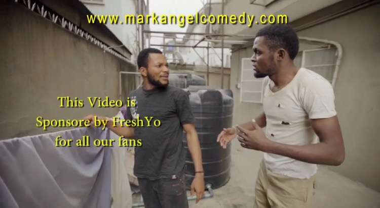 Video: Mark Angel Comedy Episode 122 - Lunatic