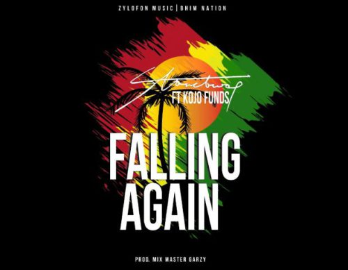 Download STONEBWOY – FALLING AGAIN FT KOJO FUNDS mp3