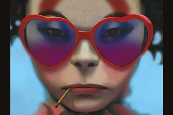 Download Gorillaz Ft. Peven Everett - Strobelite Kaytranada Remix