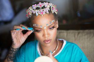 Rihanna Previews Fenty Beauty Cosmetic Line