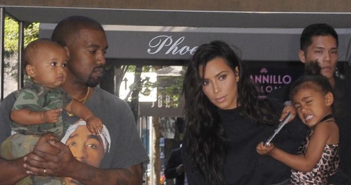 Kim Kardashian & Kanye West Are Expecting Their Third Child