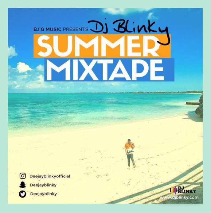 DJ Blinky - Summer mixtape