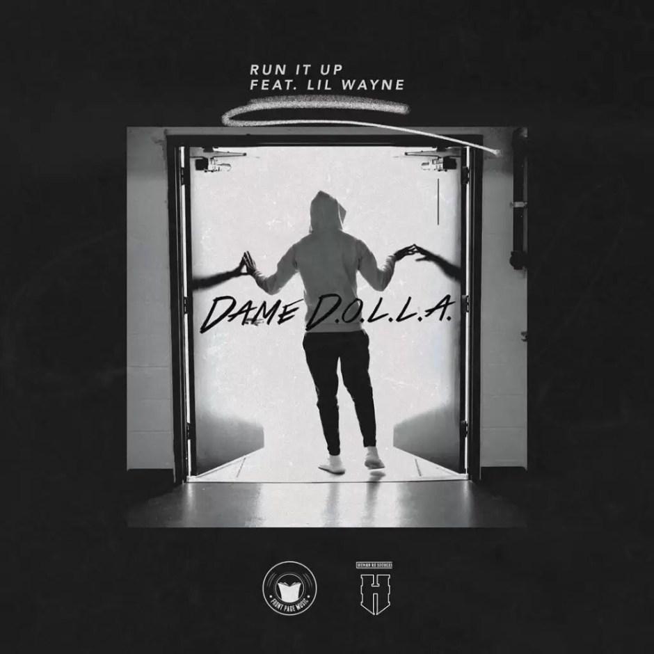 Download Dame D.O.L.L.A. Ft Lil Wayne – Run It Up mp3