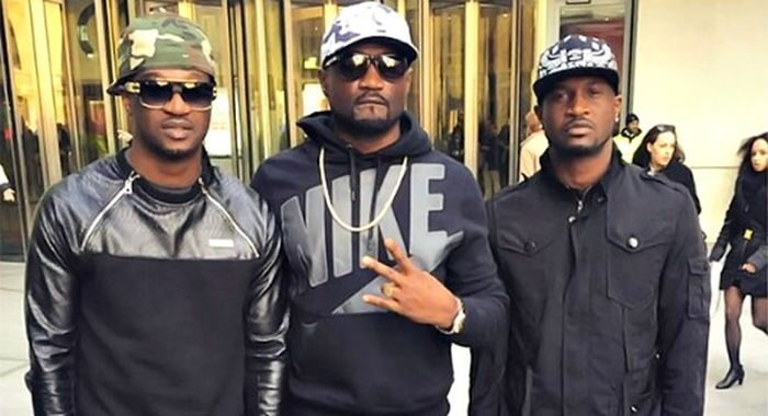 Psquare Brothers Fuel The Beef As They Fight Each Other