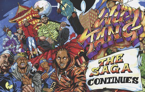 Wu-Tang Clan – The Saga Continues (Album)