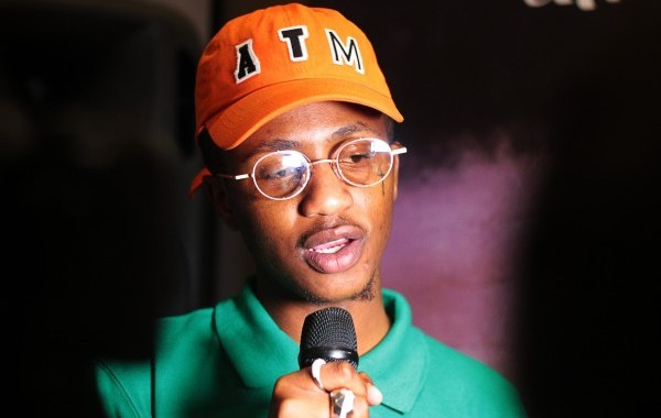 South African Rapper Emtee Displays His D*ck On Instagram