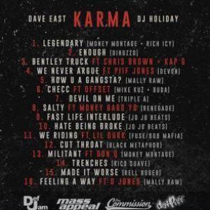 Download Dave East Feat. Chris Brown & Kap G – Bentley Truck