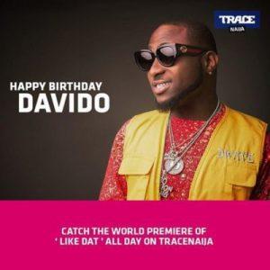 Download Davido – Like Dat