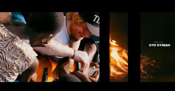 Fuse ODG Ft. Ed Sheeran & Mugeez – Boa Me (Video)