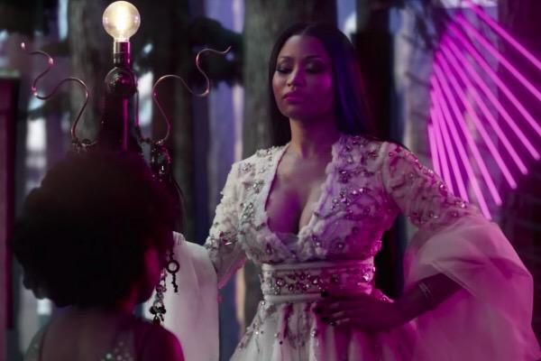 "Watch Nicki Minaj & Jesse Williams Star In H&M's ""A Magical Holiday"" Short Film"
