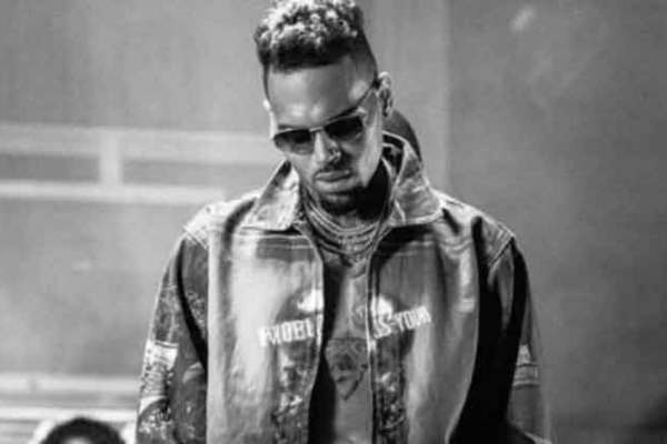 Video: Chris Brown previews new music