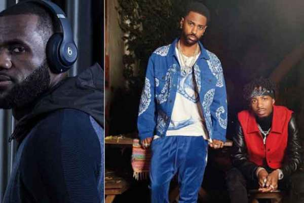 LeBron James is already listening to Big Sean's new album and Metro Boomin