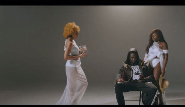 Watch Mr. Eazi – Pour Me Water (Video)
