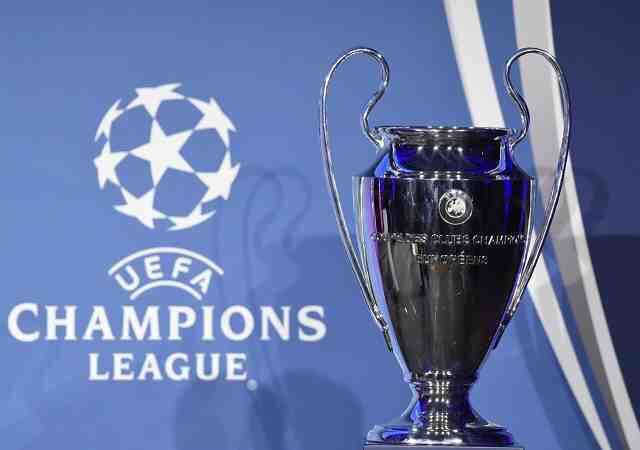 UEFA Champions League Round Of 16 Draw Results