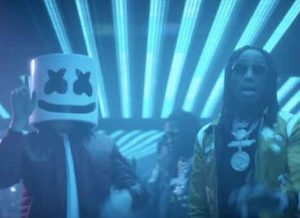 "Migos & Marshmello - ""Danger"" video"