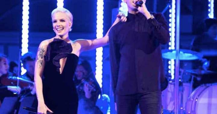 "Watch Halsey & G-Eazy Perform ""Him & I"" on 'Saturday Night Live'"