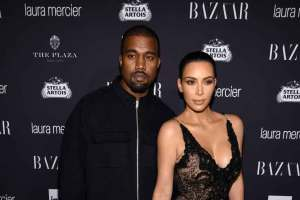Kanye West & Kim Kardashian's Son Hospitalized With Pneumonia