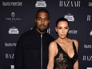 Kanye West & Kim Kardashian's Son Hospitalized With Pneumonia