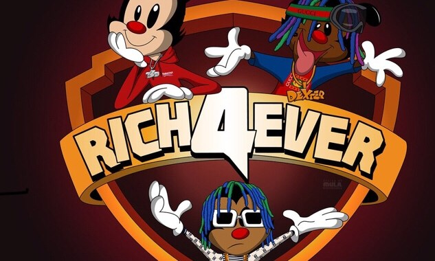 Download Album: Rich The Kid – Rich Forever 4