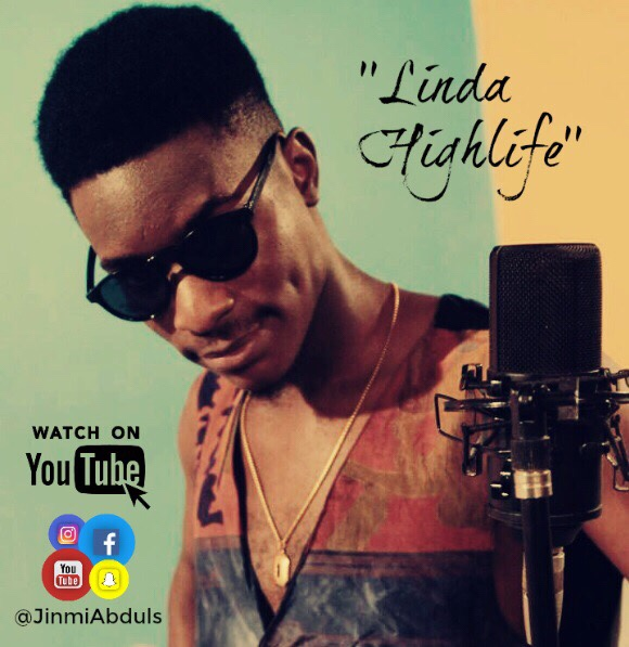 Jinmi Abduls - Highlife Linda music video