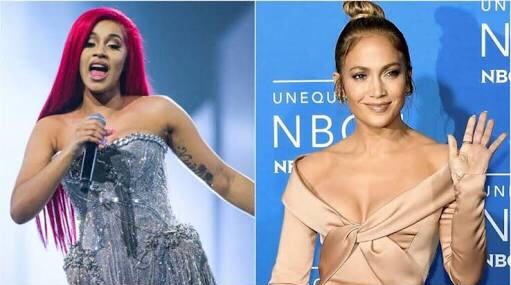 Jennifer Lopez feat. Cardi B - Queiro Dinero mp3 download