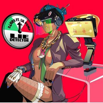 24hrs ft Lil Pump - Lie Detector mp3 download