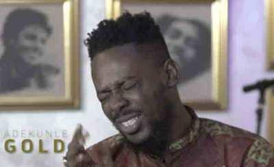 Adekunle Gold – Ire music video