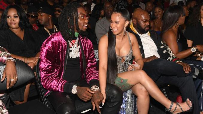 Watch Cardi B Go Gaga Over Her Valentine's Day Gift From Offset