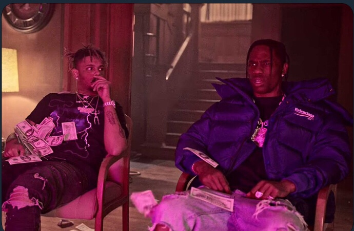 Smokepurpp & Travis Scott - 'Fingers Blue' (Video)