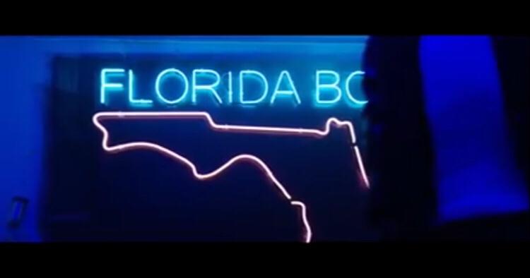 Rick Ross feat. T-Pain and Kodak Black - Florida Boy music video