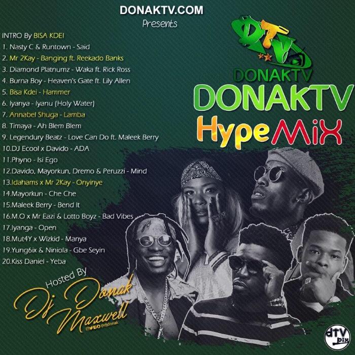 DJ Donak - DonakTv Hype Mix download
