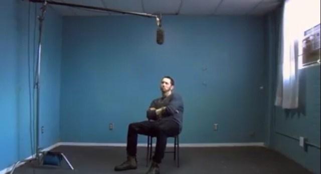 Eminem ft. Ed Sheeran - River (music video)