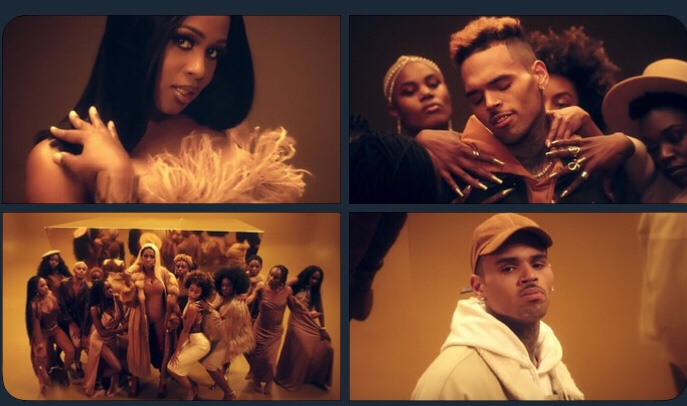 Remy Ma ft. Chris Brown - Melanin Magic (Video)