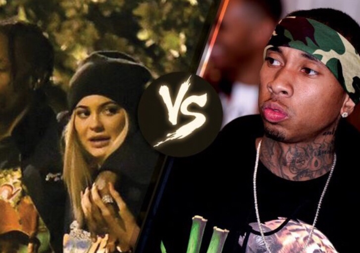TYGA IS THE FATHER OF KYLIE'S BABY NOT TRAVIS SCOTT - KRIS JENNER