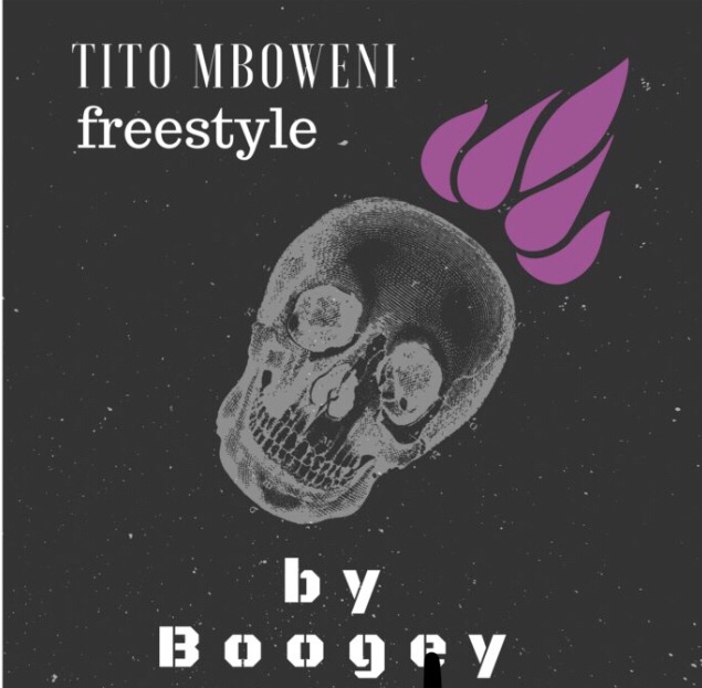 Boogey - Tito Mboweni (Freestyle) mp3 download