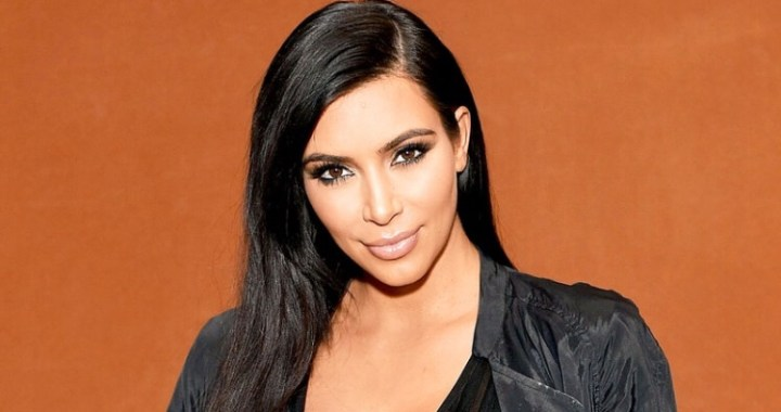 Kim Kardashian Shares Photo Of New Baby Chicago