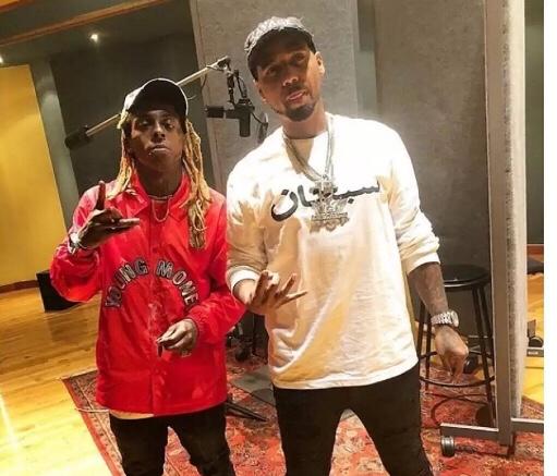 Lil Wayne x Juelz Santana - I Can't Feel My Face Album download