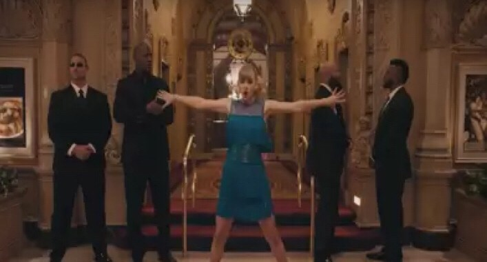 Taylor Swift – Delicate (Video)