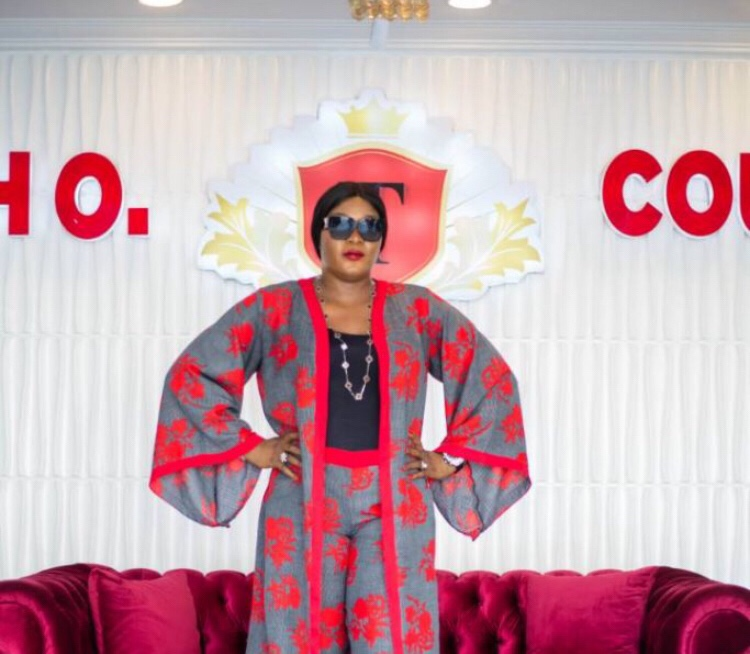 """""""Trish 'O' Couture-the CEO & The Brand"""