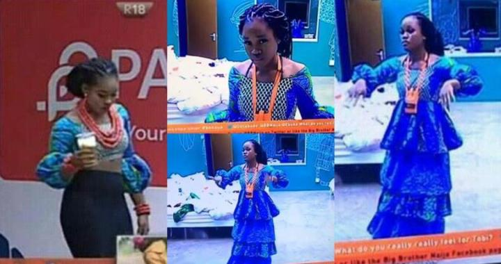 #BBNaija: Payporte Slams Cee-c and She Could Be disqualified