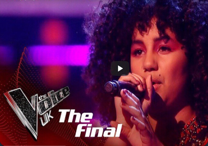 Nigerian 18 year old, Ruti Olajugbagbe Wins The Voice UK