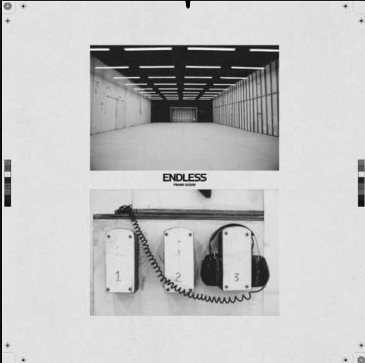 Frank Ocean - Endless Album download