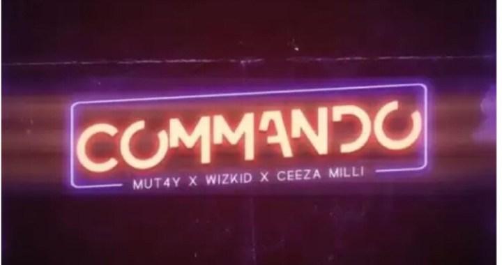 Wizkid ft Mut4y x Ceeza Milli – Commando