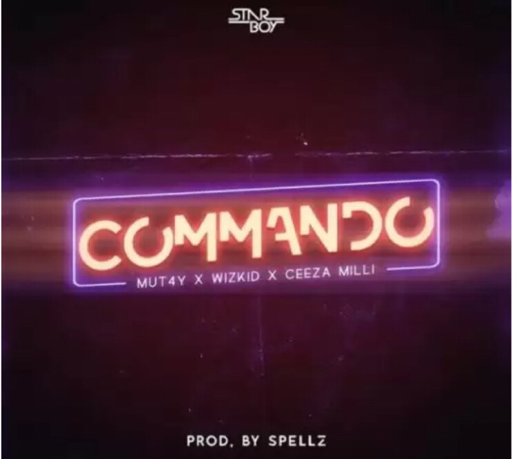 Wizkid ft Ceeza Milli & Mut4y - Commando mp3 download